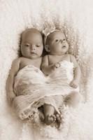 Twins Fine-Art Print