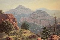 Santa Susanna Pass Fine-Art Print