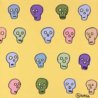 Skulls Fine-Art Print