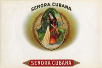 Senora Cubana Fine-Art Print