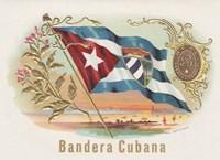 Bandera Cubana Fine-Art Print