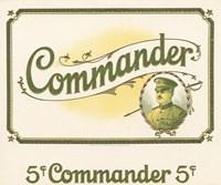 Commander Fine-Art Print