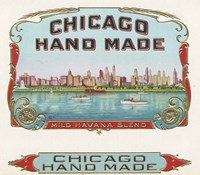 Chicago Hand Made Fine-Art Print