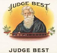 Judge Best Fine-Art Print