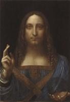 Salvator Mundi Fine-Art Print