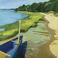 Afternoon Canoe Ride Fine-Art Print