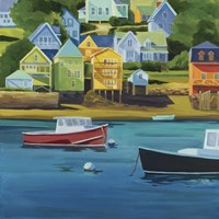 Harbor Fine-Art Print