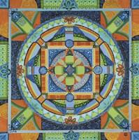 Happiness Mandala Fine-Art Print