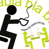 Blabla Bla Fine-Art Print