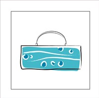 Blue Purse Fine-Art Print