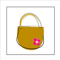 Brown Purse Fine-Art Print