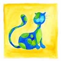 Cat 3 Fine-Art Print