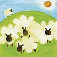 Sheep Fine-Art Print