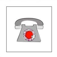 Telephone 1 Fine-Art Print