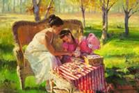 Afternoon Tea Fine-Art Print
