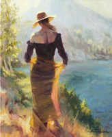 Lady of the Lake Fine-Art Print