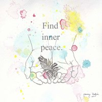 Find Inner Peace Fine-Art Print