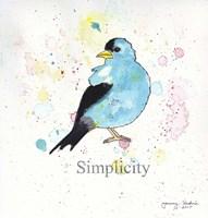 Simplicity 1 Fine-Art Print