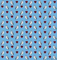 Owl Pattern Fine-Art Print