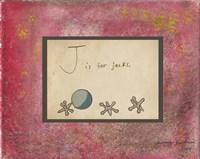 J is For Jacks Fine-Art Print