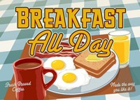 Breakfast All Day Fine-Art Print