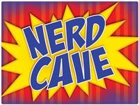 Nerd Cave Comic Fine-Art Print