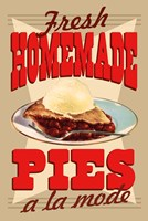 Fresh Homemade Pies Fine-Art Print