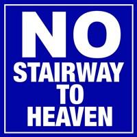 No Stairway to Heaven Fine-Art Print