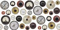 Gauges Meters Switches Fine-Art Print