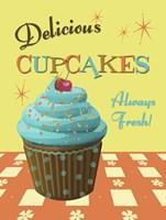 Cupcakes Delicious Fine-Art Print