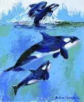 Whales Fine-Art Print