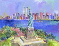 Statue Of Liberty Fine-Art Print