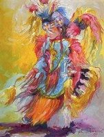 Young Dancer Fine-Art Print