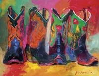 Boots 1 Fine-Art Print