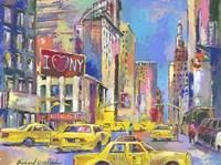 New York Taxi Fine-Art Print