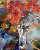 Flowers In Vase Fine-Art Print