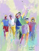 Women's Golf Fine-Art Print