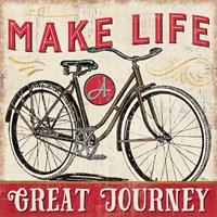 A Great Journey IV Fine-Art Print