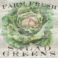 Farm Fresh Greens Fine-Art Print