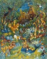 Noah And The Last Unicorn Fine-Art Print