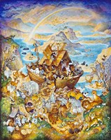Rainbow Ark Fine-Art Print
