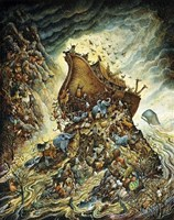 The Flood Fine-Art Print