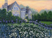 English Cottage lg Fine-Art Print