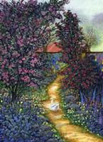 Duck Garden Fine-Art Print