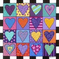 16 Heart Fine-Art Print