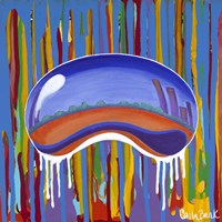 Dripping Bean Fine-Art Print