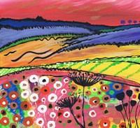 Red Sky At Night Fine-Art Print