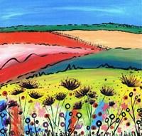 The Allium Fields Fine-Art Print