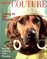 Couture - Calling All Hounds Fine-Art Print