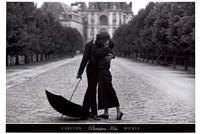 Parisian Kiss Fine-Art Print